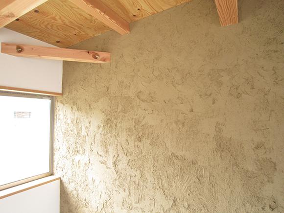 内装やお家の壁の左官