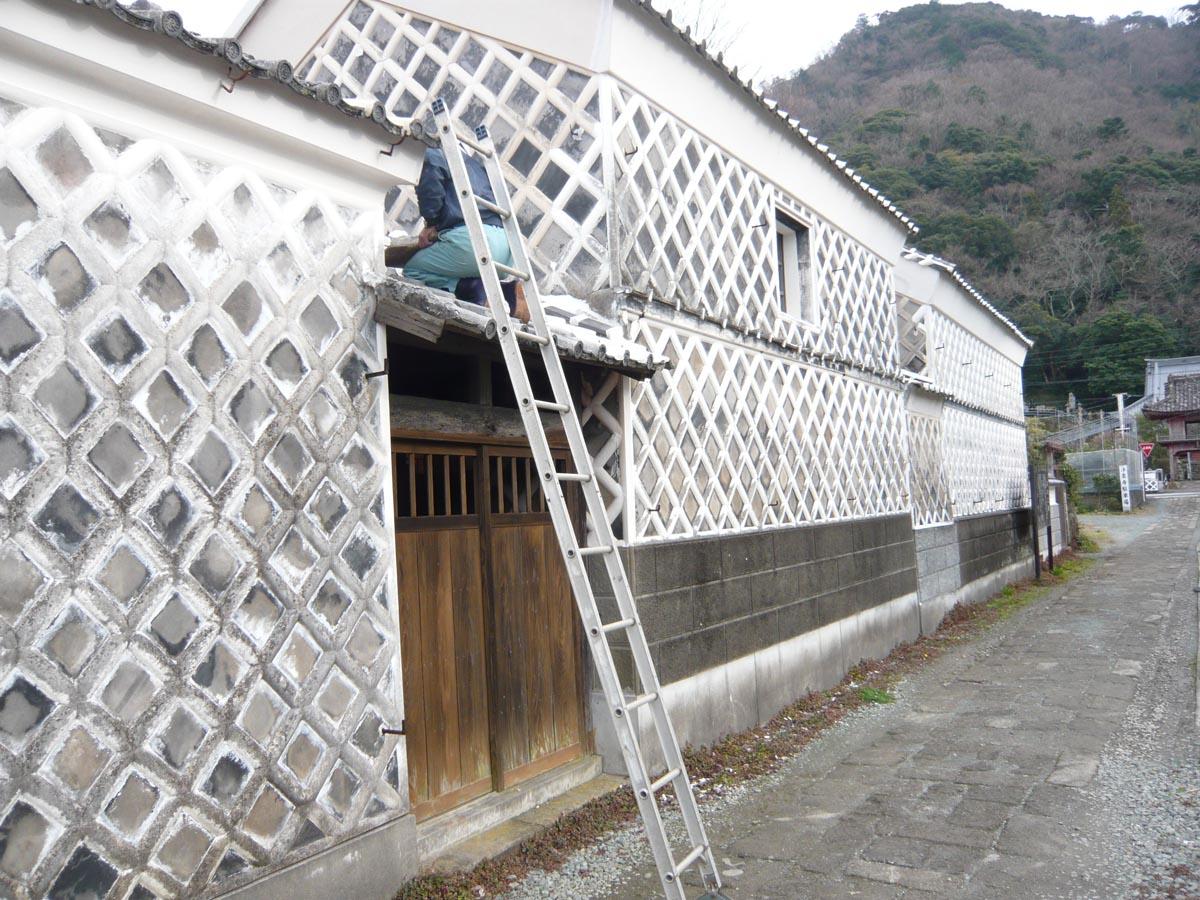 外壁のタイル工事とは?
